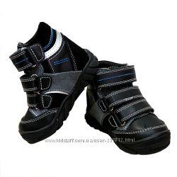 Демисезонные утепленные ортопедические ботинки Sursil Ortho р. 20-40 скидка