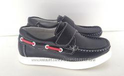 Детские туфли кожаные мокасины для мальчиков р 25 - 28 распродажа