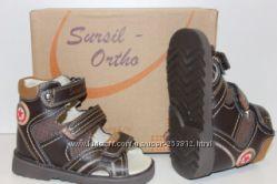 ортопедические босоножки Sursil Orhto р. 20-23 модель 13-117