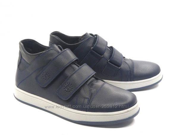 Ботинки демисезонные кожаные р. 31-39 под заказ