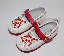 туфли, моккасины B&G для девочки р. 22 - 26