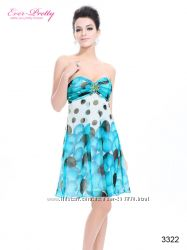 Коротенькое платье Ever-Pretty