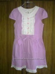 Платье для садика Бемби