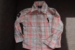 Рубашечка Ralph Lauren размер 2-3 года