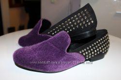 Настоящие новые туфли мокасины KELSI DAGGER