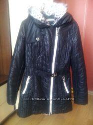 Отличная демисезонная куртка 48р