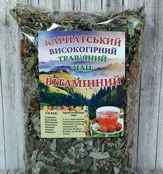 Карпатский чай 100гр.