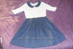 Красивое платье на девчушку р. 152-155
