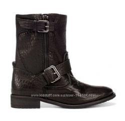 ботинки осень Zara размер 39 бу в отличном состоянии