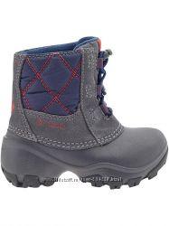 Ботинки зимние Columbia, оригинал р 10