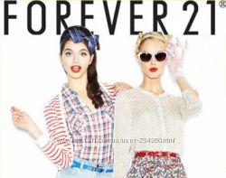 Forever21 одежда, обувь, аксессуары по оочень привлекательным ценам