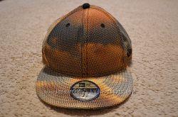 Фирменные кепки-бейсболки из Америки. Прямой козырек.