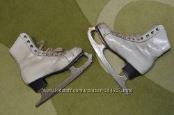 Коньки советские женские 35 размер
