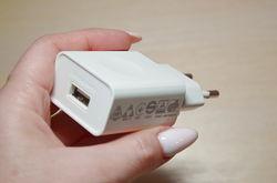 Зарядное устройство, зарядка, сетевой адаптер USB power adapter Lenovo