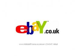 Ebay США Англия под 5