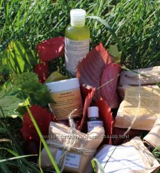 Органическая линия от перхоти. шампуни, маски. ополаскиватели