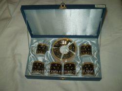 Кофейный сервиз в подарочной коробке