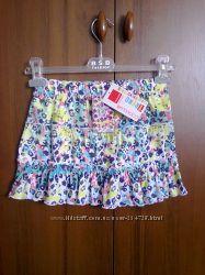 Красивые, летние, хлопковые юбочки ТМ Cool Club, распродажа