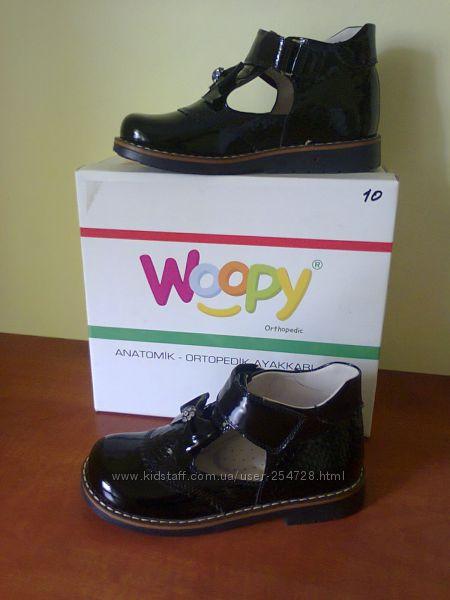 Туфли новые, ортопедические, WOOPY, срочно