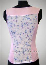 Летние  блузки-майки, новые, распродажа