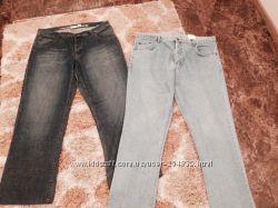 Чоловічі  джинси  Burton  батальні розміра на крупну ногу