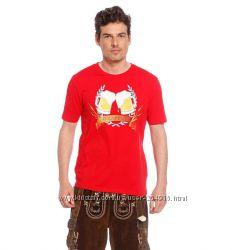 Мужские футболки для октоберфеста из C&A