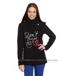 теплые флисовые свитера и кофты для девочек