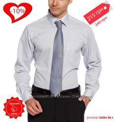 Мужские рубашки с длинным рукавом классические c C&A
