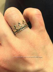 Кольца в виде короны