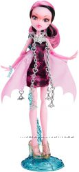 Monster High Haunted Getting Ghostly кукла Draculaura