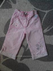 красивые и нежные штаны для девочки на 1 год M&Co