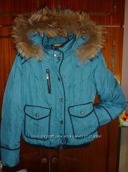 Зимняя курточка, наполнитель пух.