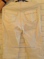 Нарядные белые брюки в идеале
