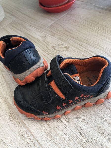 Туфли clarks в отличном состоянии