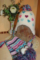 Зимняя шерстяная шапочка Reima