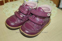 Великолепные ботиночки для малышки