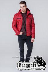 Демисезонные куртки Braggart Evolution коллекция весна-осень 2018