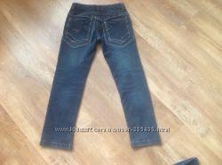 Стильные джинсы на мальчика 7 лет