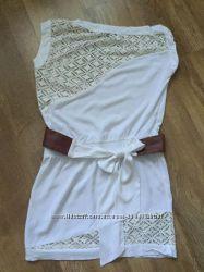 Очень стильная туника-платье Состояние новой