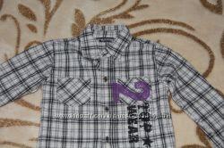 Очень стильная рубашка Puledro Состояние отличное