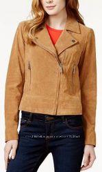 Michael Kors замшевая куртка 100 кожа и 100 оригинал 240USD