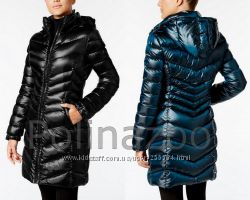 Calvin Klein пальто легкий пуховик 90 утиный пух из США XS-XL 180USD