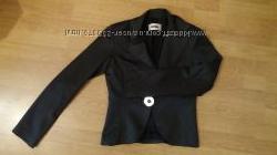 Стильный атласный пиджак   S