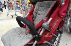 Универсальный бампер с овальным и круглым сечением для коляски