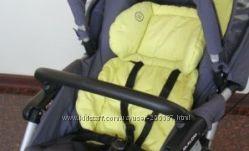 Бампер и чехол для коляски Jane Slalom Pro, Nomad, Reverse, Unlimit