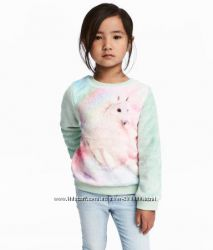 Фирменные свитшеты и свитерки для девочек, 2-10 лет