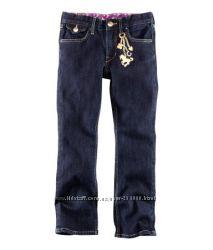 Симпатичные джинсики H&M на 4- 5 лет