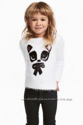 Нарядные свитерки, 2-8 лет