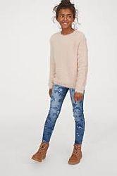 Модные джинсы врослым девочкам, 8-16. Разные модели