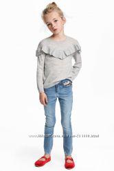 Облегающие джинсики, разные модели 5-8 лет